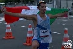 Dopo l'exploit a Tokyo, Massimo Stano al 2° posto del ranking mondiale