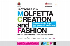 E' il weekend di Molfetta Creation and Fashion