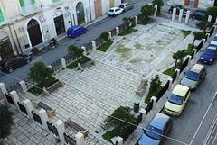Salvate dal degrado Piazza Mentana