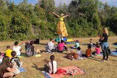 """""""Merenda nell'oliveta"""", una giornata di festa nel parco di Lama Martina"""