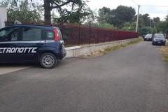 Furto in un'abitazione di campagna: ladro bloccato dai Carabinieri