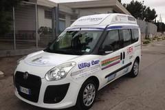 Un autoveicolo in comodato all'Auser: servirà per l'accompagnamento degli anziani