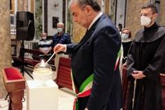 Celebrazioni in onore di San Francesco. Lampada votiva accesa anche a Molfetta