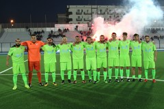 Molfetta Calcio: 1-1 con il Barletta