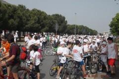 La solidarietà pedala per la FIDAS