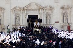 Riti Settimana Santa a Molfetta patrimonio immateriale della Regione Puglia