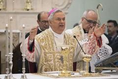 Monsignor Cornacchia festeggia oggi i 43 anni dall'ordinazione sacerdotale
