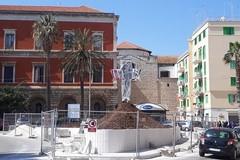 Il 7 aprile l'inaugurazione dei monumenti per ricordare Papa Francesco a Molfetta