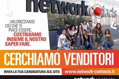 Nuove opportunità di lavoro dall'azienda Network Contacts