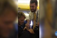 Un molfettese, un volo Ryanair ed una fisarmonica...