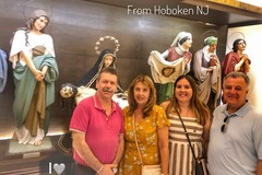 Dal New Jersey a Molfetta: la prima volta della famiglia Conahan nella città dei nonni