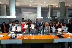 Grande successo per i laboratori dedicati all'olio nella Fabbrica del Gusto