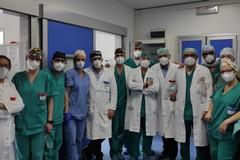 Doppio intervento alla milza in laparoscopia all'ospedale di Molfetta