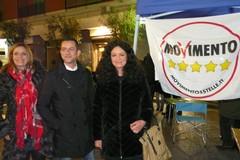I candidati al Parlamento del Movimento 5 stelle si presentano alla città