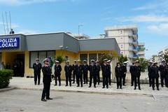 Polizia Locale di Molfetta: in nove per il Comando