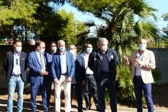 «Molfetta è un posto dell'anima», parola del presidente della Regione Emiliano