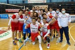 Seconda vittoria di fila per la Pallavolo Molfetta in Serie B