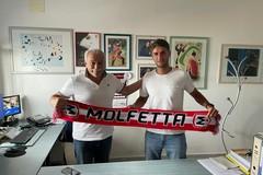 Ancora un colpo per la Molfetta Calcio: arriva Nicola Panebianco