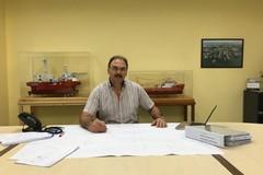 """Varata la nave super tecnologica """"Ulisse"""": il progetto del molfettese Pantaleo Murolo"""