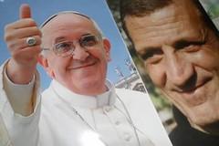 Papa Francesco ringrazia Molfetta durante la benedizione Urbi et orbi