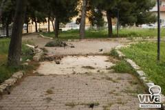 Il parco di Ponente in stato di completo abbandono. Un lettore scrive al Sindaco