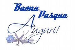 Auguri Pasquali di Mons. Giuseppe de Candia