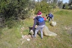 Passeggiata ecologica nel parco di Lama Martina per la giornata nazionale del paesaggio