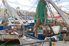 Collisione tra peschereccio di Molfetta e nave nel basso Adriatico: scafo distrutto