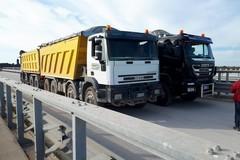 Partito il collaudo strutturale del ponte del nuovo porto a Molfetta