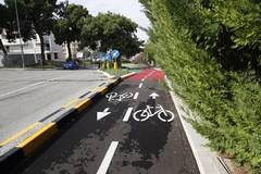 Proseguono i lavori alla pista ciclabile di Molfetta