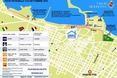 Festa patronale: pronta la Mappa della Città