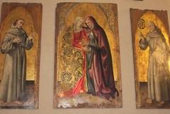 Chiesa San Bernardino, restaurato il Pollittico