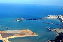 Lavori al nuovo porto commerciale di Molfetta, in corso le ispezioni subacquee