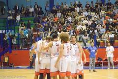 Basket, la Pavimaro Molfetta si aggiudica il primo round dei play-off: battuta la Virtus