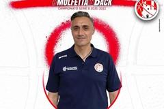 Giovanni Gesmundo è il nuovo allenatore della Pallacanestro Molfetta