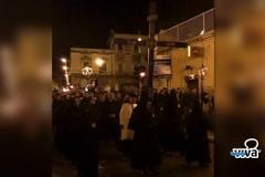 Da Carnevale alla Quaresima: nella notte la processione della croce