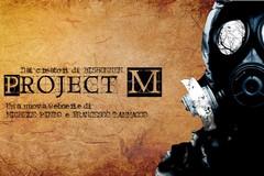 """Francesco Tammacco e Isabella Ragno insieme per la web serie """"Project M"""""""
