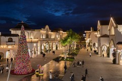 Il Natale del Puglia Outlet Village di Molfetta regala emozioni sul ghiaccio