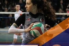 Raffaella Ayroldi torna a Molfetta con la maglia arancio della Dinamo
