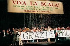 """Riccardo Muti compie 75 anni: il teatro """"Alla Scala"""" omaggia il Maestro con una mostra"""