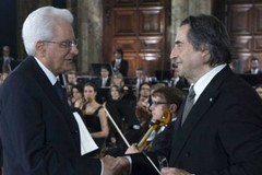 Cinquant'anni di carriera: Muti festeggia con l'omaggio di Mattarella