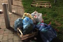 """Continua lo """"spazzatour"""" a Molfetta: «Grazie dai cittadini»"""