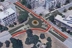 Modifiche alla viabilità per lavori di bitumazione tra Viale XXV aprile e via Generale Amato