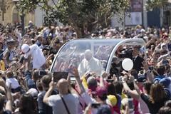 Rappresentanti del Museo Diocesano di Molfetta in udienza da Papa Francesco