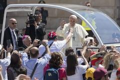 Susanna, la storia di una madre e le parole per Papa Francesco