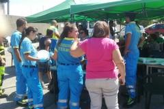 Terremoto in Molise, in soccorso anche la Misericordia di Molfetta