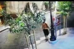 Da Foggia a Molfetta: le immagini del raid vandalico a Corso Umberto