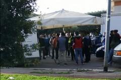 Ambulanti in protesta per la sospensione del mercato di Molfetta