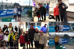 Nel weekend ottimi risultati delle giovani promesse del tennis molfettese