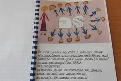 """Un libro per sensibilizzare sul tema dell'ambiente realizzato dagli alunni della scuola """"Scardigno"""""""